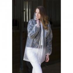 Transparentny płaszcz p/przeciwdeszczowy