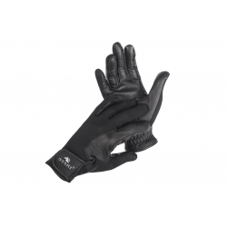 Rękawiczki Jawa glam + skórzane