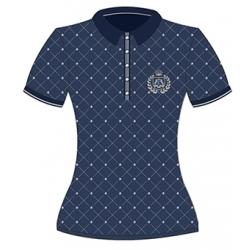 Koszulka damska polo LAURA